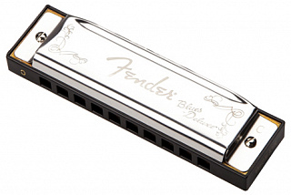 Губная гармоника FENDER Blues Deluxe Harmonica C