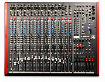МИКШЕРНЫЙ ПУЛЬТ ALLEN&HEATH ZED420