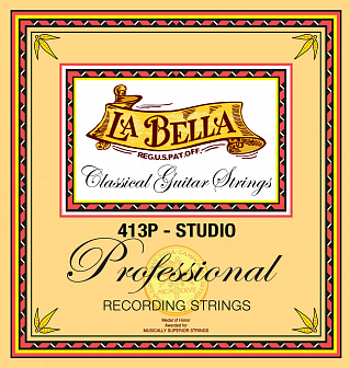 СТРУНЫ LA BELLA 413P STUDIO