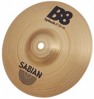 ТАРЕЛКА SABIAN 08 SPLASH B8