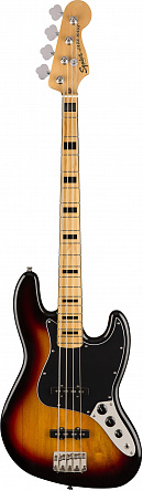 FENDER SQUIER SQ CV 70s JAZZ BASS MN 3TS