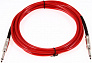 FENDER 15 CALIFORNIA INSTRUMENT CABLE CANDY APPLE