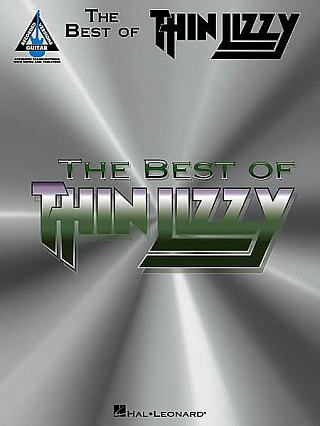HAL LEONARD   RVRN THE BEST OF THIN LIZZY