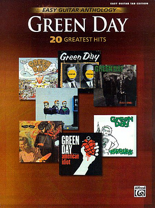HAL LEONARD GREEN DAY: EASY GUITAR TAB