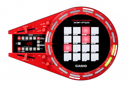 ГРУВ-ЦЕНТР CASIO XW-PD1