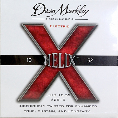 СТРУНЫ DEAN MARKLEY HELIX HD ELECTRIC 2515 LTHB