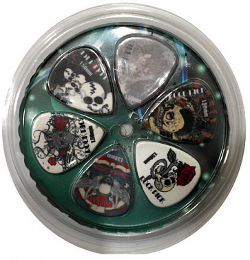 Медиатор PHIL PRO ROCK PICK CRP - 1.50