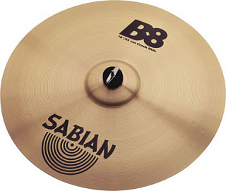 ТАРЕЛКА SABIAN 18 CRASH RIDE B8