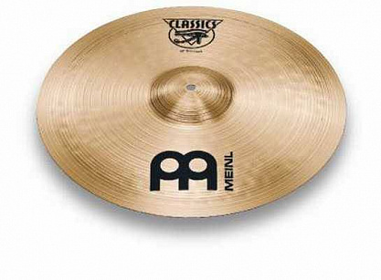 "ТАРЕЛКА MEINL C16TC 16"" THIN CRASH"
