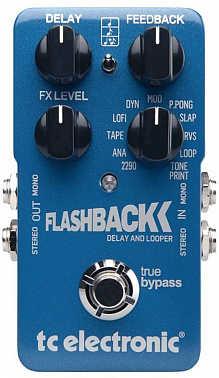 TC ELECTRONIC Flashback Delay & Looper TonePrint