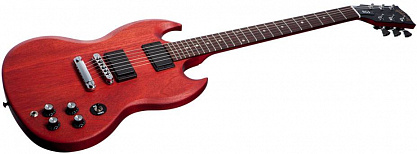 ЭЛЕКТРОГИТАРА GIBSON SGJ CHERRY SATIN