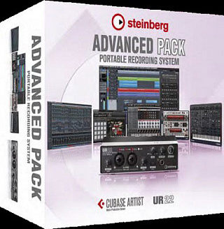 Комплект STEINBERG ADVANCED PACK