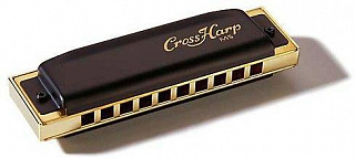 ГУБНАЯ ГАРМОШКА HOHNER CROSS HARP 565/20 MS E