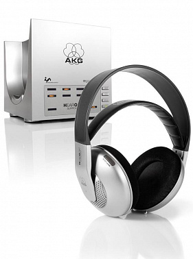 РАДИОНАУШНИКИ AKG HEARO 787 SURROUND UHF