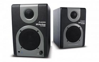 СТУДИЙНЫЕ МОНИТОРЫ ALESIS M1 ACTIVE 320 USB(ПАРА)