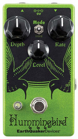Гитарная педаль EarthQuaker Devices Hummingbird V4