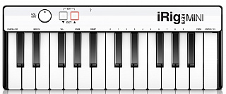 Мини контроллер IK Multimedia iRig Keys MINI