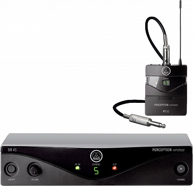 AKG PERCEPTION WIRELESS INSTR SET BD-U2