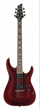 ЭЛЕКТРОГИТАРА SCHECTER OMEN EXTREME RUBY