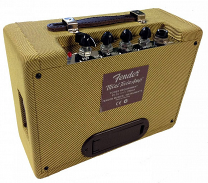 ГИТАРНЫЙ КОМБО FENDER MINI 57 TWIN-AMP