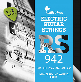 Струны GALLI STRINGS RS942