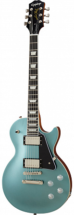 Электрогитара EPIPHONE Les Paul Modern Faded Pelham Blue
