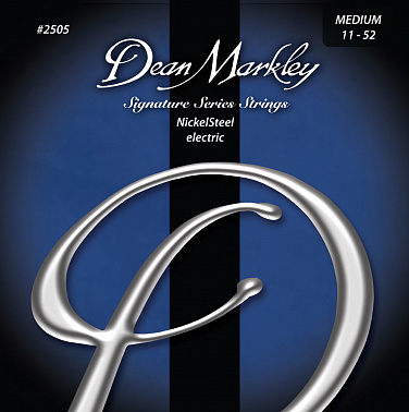 СТРУНЫ DEAN MARKLEY NICKELSTEEL ELECTRIC 2505