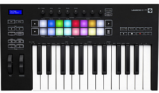 MIDI-контроллер NOVATION LAUNCHKEY 25 MK3