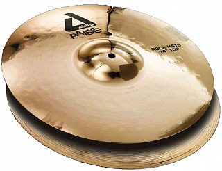 ТАРЕЛКА PAISTE 15 Alpha Brilliant Rock Hi-Hat