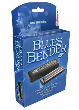 Губная гармошка HOHNER BLUES BENDER C-MAJOR