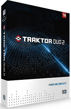 NATIVE INSTRUMENTS TRAKTOR DUO 2