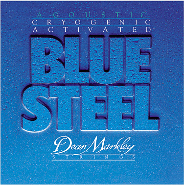 СТРУНЫ DEAN MARKLEY BLUE STEEL ACOUSTIC 2032 XL
