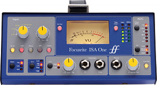 ПРЕДУСИЛИТЕЛЬ FOCUSRITE ISA ONE ANALOGUE