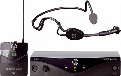 Радиосистема AKG PERCEPTION WIRELESS 45 SPORTS SET
