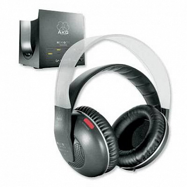 РАДИОНАУШНИКИ AKG HEARO K777 QUADRA SET UHF