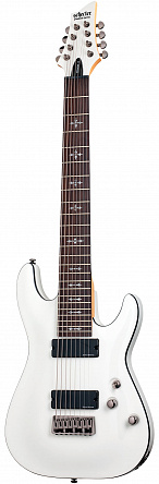 Электрогитара SCHECTER DEMON-8 VWHT
