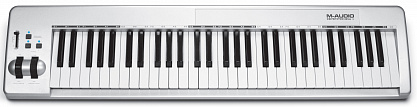 MIDI КЛАВИАТУРА M-AUDIO KEYSTATION 61es