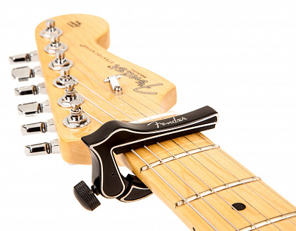 Каподастр FENDER® DRAGON CAPO BLACK