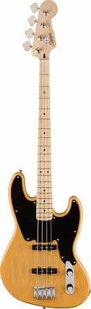FENDER SQUIER Paranormal Jazz Bass® '54, Maple Fingerboard, Butterscotch Blonde