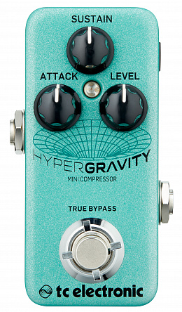 TC ELECTRONIC Hyper Gravity Mini Compressor