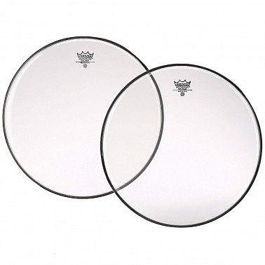 Пластик REMO DIPLOMAT 14'' CLEAR