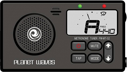МЕТРОНОМ/ТЮНЕР PLANET WAVES PW-MT-02