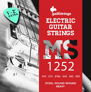 Струны GALLI STRINGS MS1252