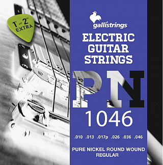 Струны GALLI STRINGS PN1046