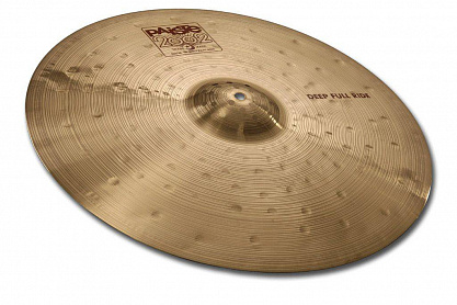"ТАРЕЛКА PAISTE 22"" DEEP FULL RIDE 2002"