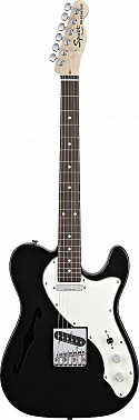 ЭЛЕКТРОГИТАРА FENDER SQUIER VINTAGE MODIFIED TELE THINLINE BLACK