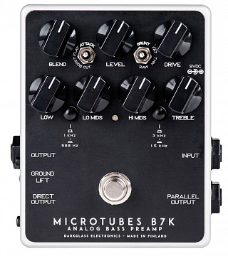 Басовый эффект Darkglass Electronics Microtubes B7K v2