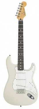 FENDER STANDARD STRATOCASTER RW WH