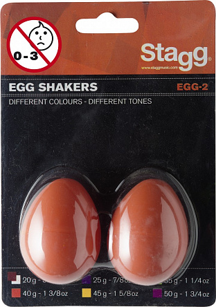 ШЕЙКЕРЫ STAGG EGG-2 OR