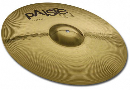 ТАРЕЛКА PAISTE 14 CRASH 101 Brass